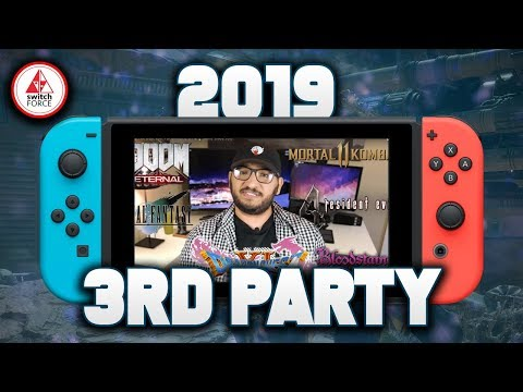 Will 2019 Be The Best Year For Switch 3rd Party Game Titles Yet? thumbnail