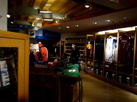NBA Store Tour - New York 5th Avenue