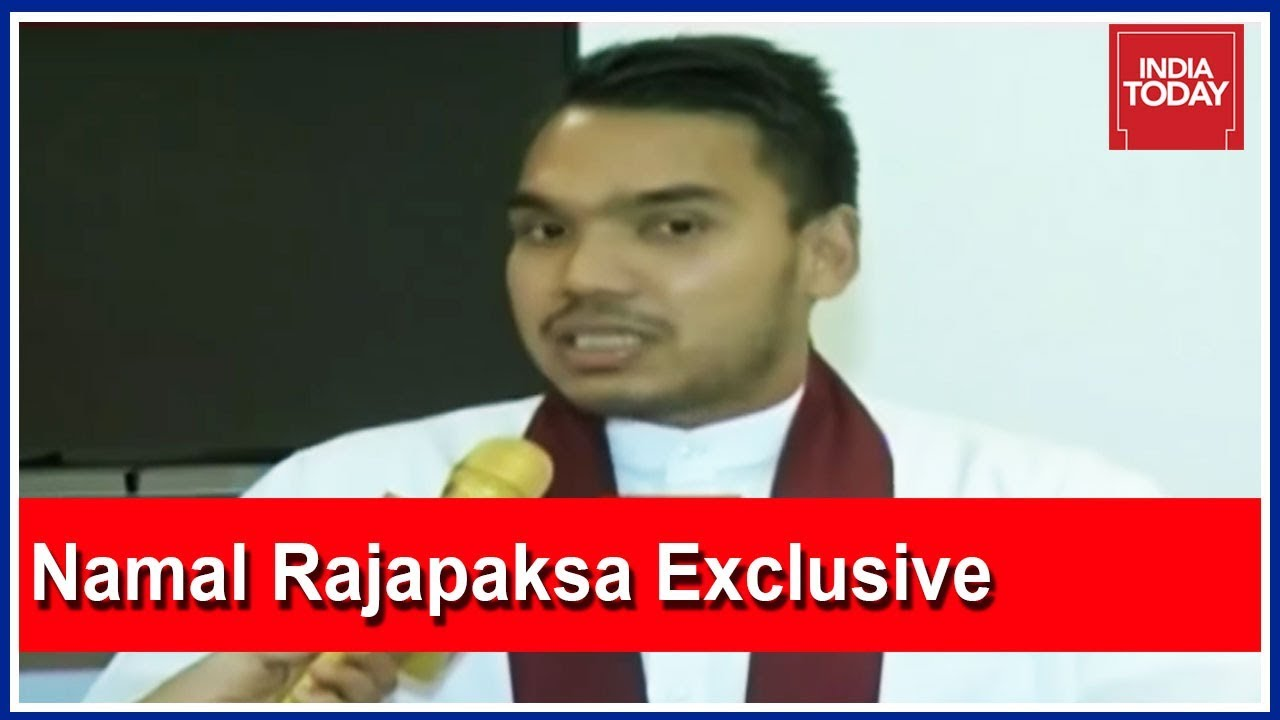 Exclusive : Namal Rajapaksa Speaks On Twists & Turns In Sri Lankan Politics