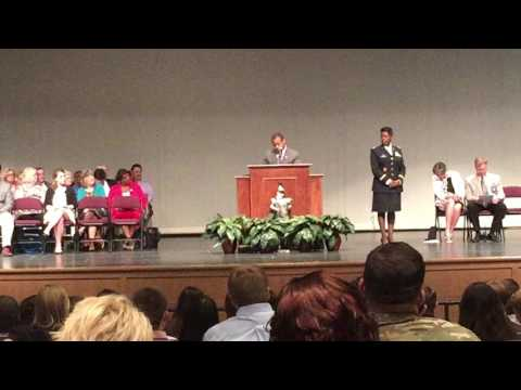 Thomas Dale High School Award 6/ 2016 part 1