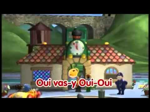 Generique Oui Oui French Opening Youtube