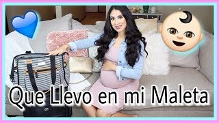 Video LISTA PARA EL HOSPITAL!  Que llevo En Mi Maleta y En la Del Bebe Para el Hospital! download MP3, 3GP, MP4, WEBM, AVI, FLV Oktober 2018