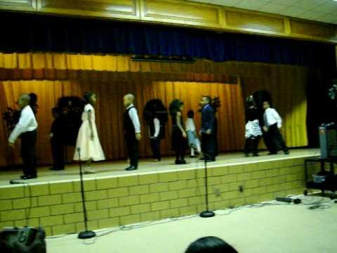 2nd grade black history performance