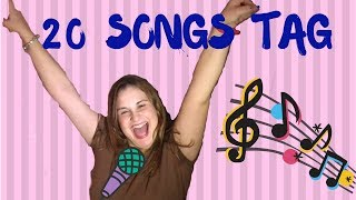 20 SONGS TAG - CriSmile