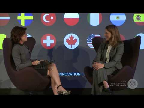 2015 WMIF | Lunch Program - Hon. Sylvia Matthews Burwell