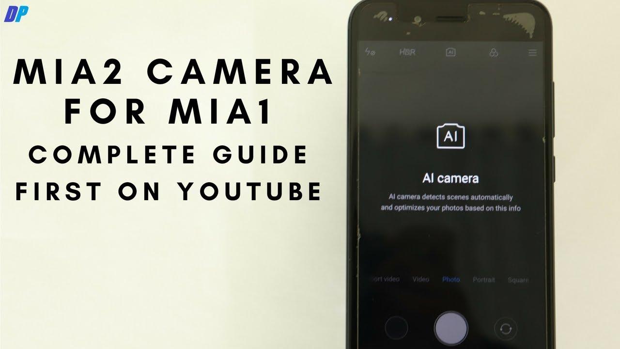 Mi A2 Camera Apk Download