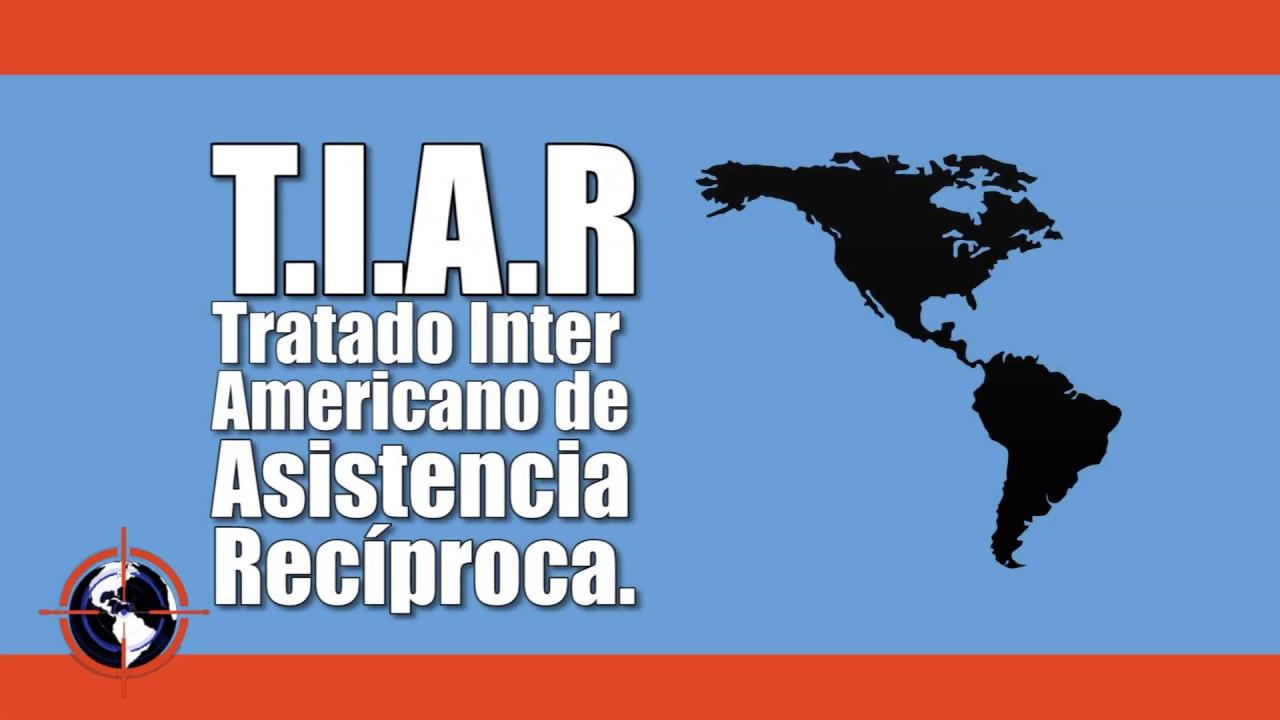 Resultado de imagen para Tratado Interamericano de Asistencia Recíproca ( dw