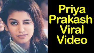 Priya Prakash Viral Video | NEW CRUSH OF INDIAN BOYS 2018