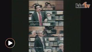 Parlimen kecoh isu 1MDB, menteri jawab soalan Husni