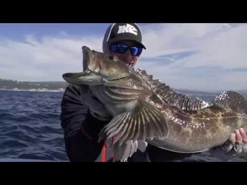 West Coast Ling Cod Fishing!!! (Going Ike S2 - Episode #5)