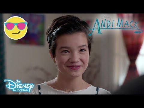 Andi Mack | SNEAK PEEK: Season 2 Episode 25 -First 5 Minutes | Official Disney Channel UK