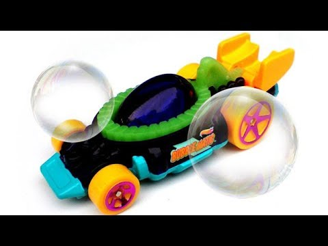 Bubble Matic Hot Wheels special feature car