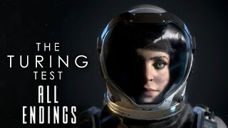 The Turing Test All Endings