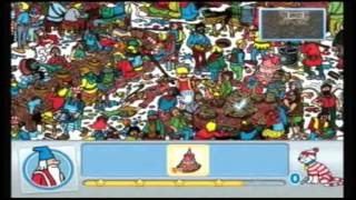 Let's Play Where's Waldo? The Fantastic Journey - #1 The Gobbling Gluttons