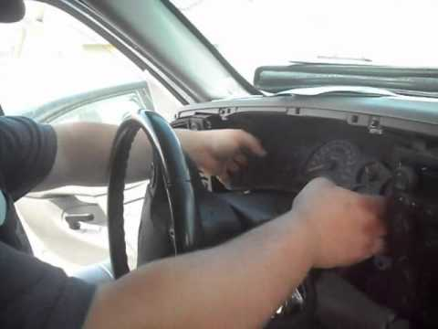How to Install a Guage Cluster 2003-2006 CHEVY GMC TRUCKS