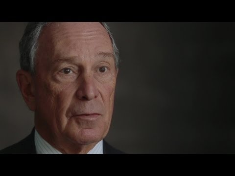 Risky Business Co-Chair Michael Bloomberg