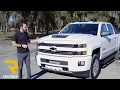 2017 Chevy Silverado 2500 HD First Impressions Overview and Test Drive