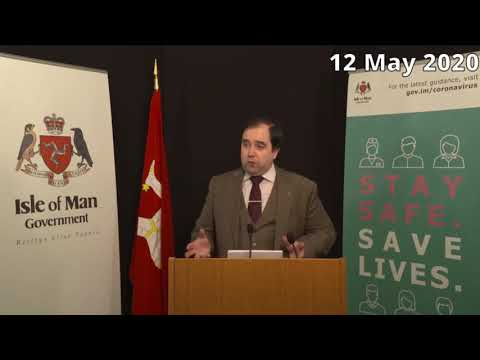 8 days before IOM eradicates COVID-19, Minister Ashford declares eradication is impossible