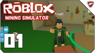 Roblox: Mining Simulator - JEG VIL HAVE EN PLÆNEKLIPPER!
