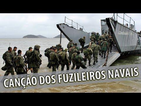"""Canção dos Fuzileiros Navais - """"ADSUMUS"""""""
