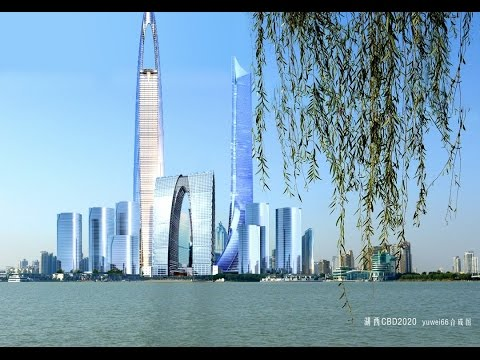 Update 3/2017 Supertalls Suzhou Zhongnan Center 729m , 137 fl, is a mega tall skyscraper On Hold