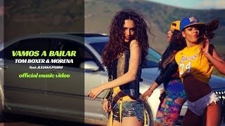 Tom Boxer & Morena - Vamos a bailar feat Juliana Pasini Official Music Video (Brasil 2014)