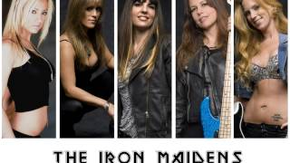The Iron Maidens - Wasted Years (HQ)