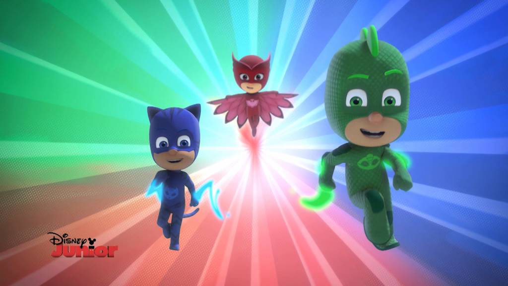 Pj masks super pigiamini sigla youtube