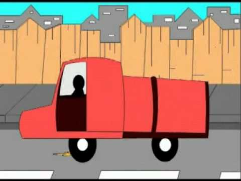 Animasi 2d Jangan Buang Sampah Sembarangan Youtube