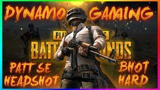 DYNAMO GAMING PUBG PC NOOB GAMEPLAY | SAAP KA BACCHA IN PUBG PC
