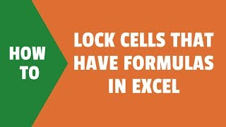 How to Lock Cells that have Formulas in Excel (Step-by-Step)