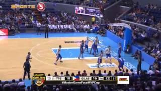 GIlas Pilipinas vs. Chinese Taipei Q1   MVP CUP 2015