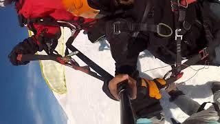 Paragliding - Gudauri, Georgia