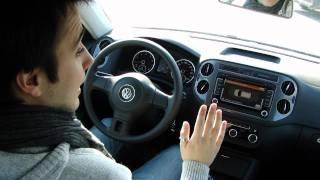 Test Volkswagen Tiguan Park Assist
