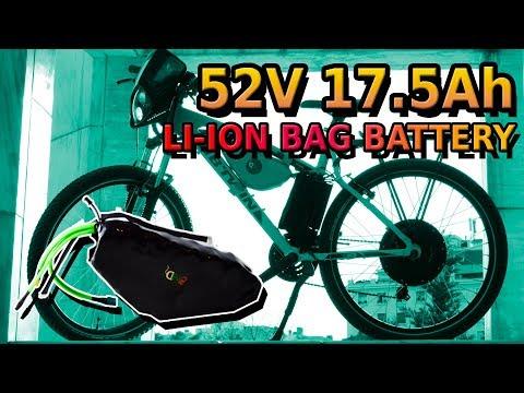 52V lithium battery