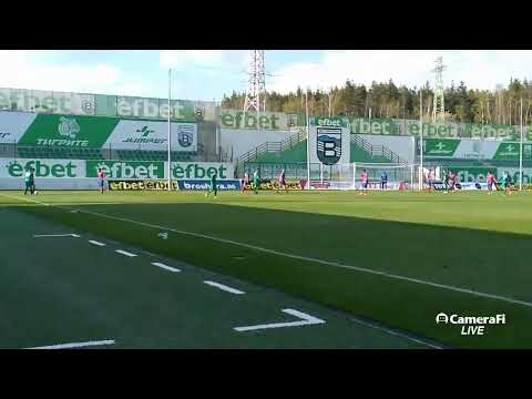 На живо - YouSofia TV: Витоша (Бистрица) - Железница 3:2 (Първо полувреме)