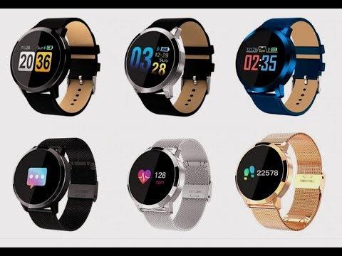Смарт часы Newwear Q8 или ФИТНЕС браслет?