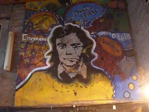 Presentación Murga Pacto de Negro en el Barrio Hipódromo 12/03/2016