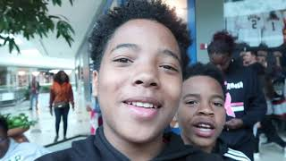 MALL VLOG WITH FUNNYMIKE & KIDS
