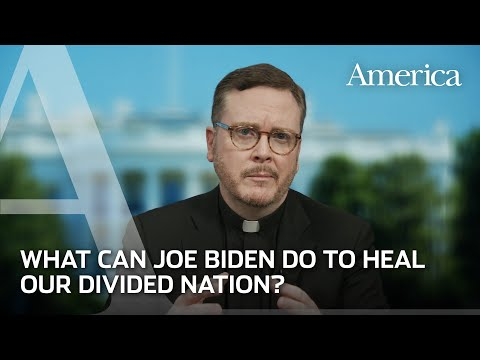 What can Joe Biden do to heal our divided nation? | Behind the Story