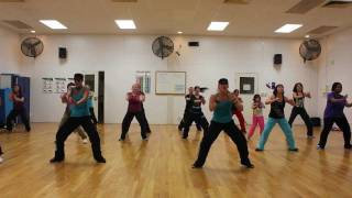 """KRAZY"" @pitbull  (Choreo by Lauren Fitz)"