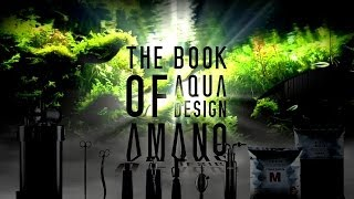 [adaview] The Book Of Aqua Design Amano ティザームービー