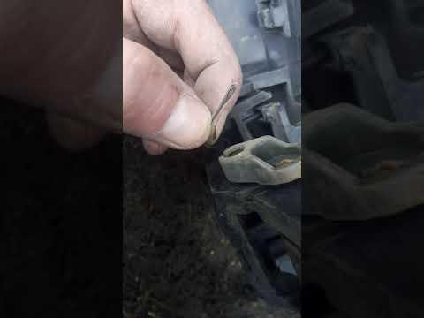 Форд Фокус 2 не открывается дверь снаружи