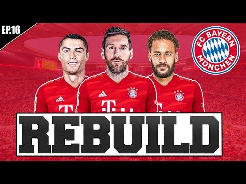 🤑 REBUILDING CON IL BAYERN MONACO!! CHE SQUADRA INCREDIBILE!! FIFA 21 CARRIERA ALLENATORE #16
