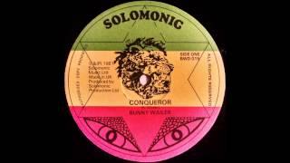 <b>BUNNY WAILER</b> - Conqueror [1981]