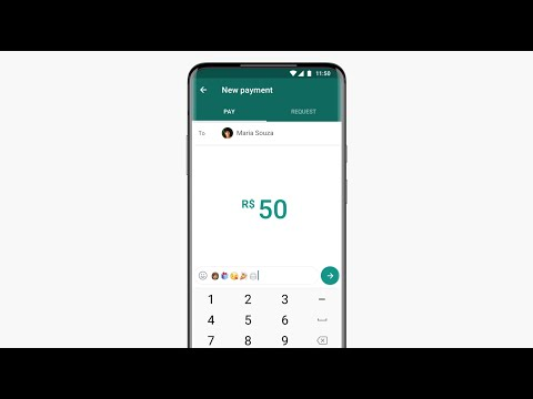 How to send money on WhatsApp (Brazil)