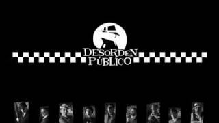 """Gambar cover Desorden Publico """"Caribe"""""""