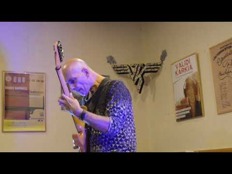 Marc Ducret live at Validi Karkia -klubi, Pori 10.10.2017