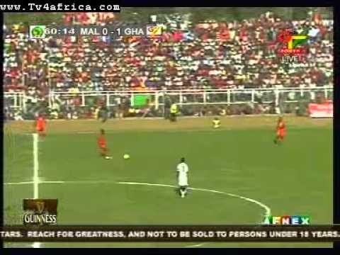 Malawi Ghana Second Leg - Second Half