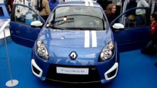 2010 Renault Twingo Gordini R.S. Videos